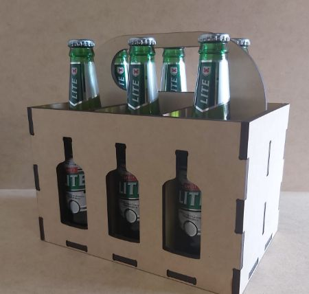 Picture for category Beverage Carriers / Boxes