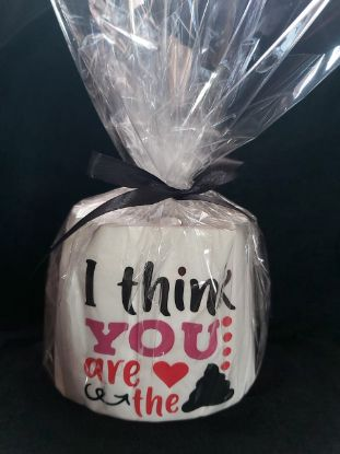 Picture of Valentine Novelty Toilet Paper