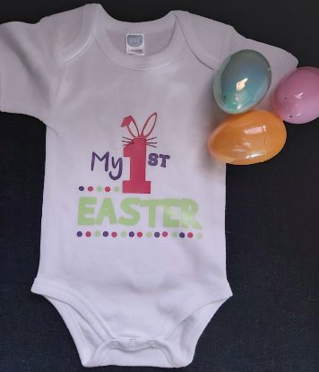 Picture of Baby grow - My 1st Easter